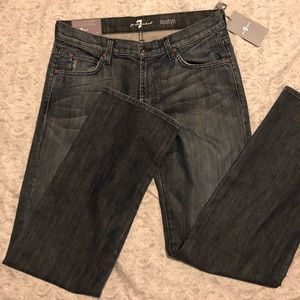 NWT 7 for all mankind Austyn men's jeans, size 33
